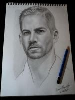 Paul Walker by tubyx