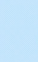 poka dot blue by angelnablackrobe