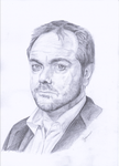 Mark Sheppard by coletteyXspaghetti