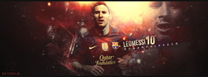 Leo Messi by oreidodribleGFX