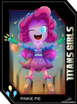 .:TITANS GIRLS Card 2:. by The-Butcher-X