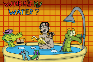 wheres my water by DOR20