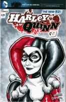 Harley's Cover by BigChrisGallery
