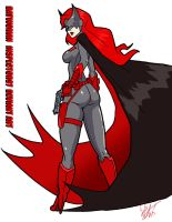 Batwoman by Inspector97