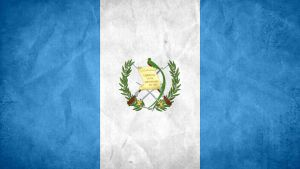 Guatemala Grunge Flag by SyNDiKaTa-NP