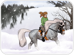 Joy Ride, Snow Ride by Cat-Orb