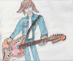 Jimmy The Guitarist by Spiritomb1231