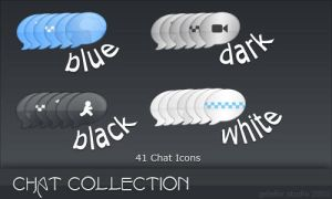 Chat Collection by Elluneon