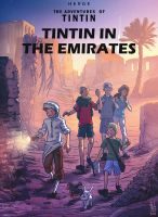 TINTIN IN THE EMIRATES by saint-max