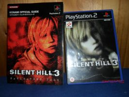Silent Hill Collection.2 by ilovesilenthill