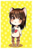 New ID: I'm a hamster, meh by Mayuyun