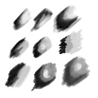 Natural_Grainy_Brushes_Preset by pebe1234