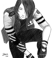 Fun Ghoul 1 by DeliaintheSky