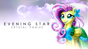 Evening Star - Crystal Ponies by PonyEveningStar