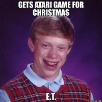 Bad Luck Brian - Atari by neXXXusTheUber