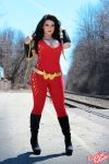 Donna Troy IX by CookieKabuki