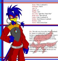 The Son of Falco Lombardi by MidNight-Vixen