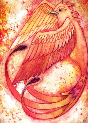 Phoenix by Bumble-a-Bee