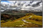Catbells by SkellMan