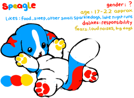 ref for speagle by scub4