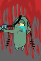 Plankton Suicide 6 by CampLazloFangirl