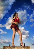 Girl in the sky II HDR by HDRenesys