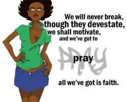 All We've Got is Faith by ugochick