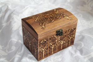 Celtic box by GreatShinigami