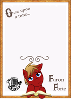 Journal Skin 1.0 - Once upon a Time by TheoryBrony