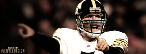 Ben Rothlisberger - Facebook Cover Photo by enveedesigns