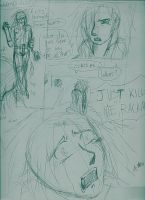 Words Fancomic -FAIL- Pg 2 by Axiroth