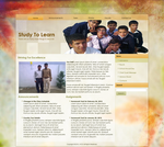 Local School site design by maani786