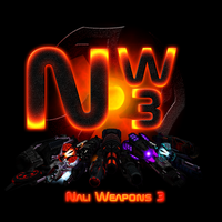Nali Weapons 3 new logo by Feralidragon