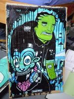 The Munsters by M1as