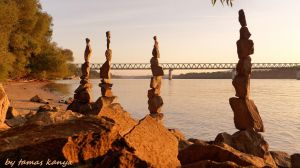 Land art in the sunset from Hungary by tamas kanya by tom-tom1969