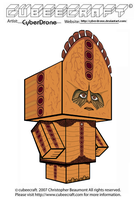 Cubeecraft - Zygon by CyberDrone