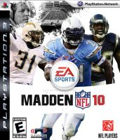 Madden 10 Chargers by MattBizzle2k10
