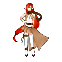 Storm the OC for BinofTrash@Gaiaonline by a312o