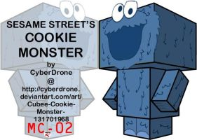 Cookie Monster CC by Viper005