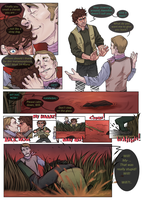 HANNIBAL: Mystery River page 05 by RinGreen