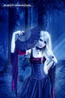 Gothic Blue by JiaJenn31