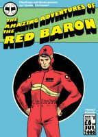 Red Baron Cover by zokouson