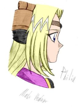 Philia with colors by lthk