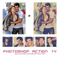 Photoshop Action 014 by ToxicActions
