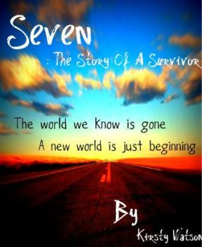 Seven: Story Of A Survivor Cov by Echo-Freer