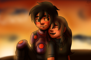 BH6: ''Thanks...'' by Aileen-Rose