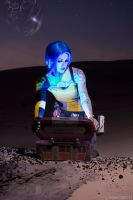 Lovely Loot - Maya - Borderlands 2 by Lithium-Toxide