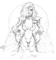 PINUP: DAWN pencils by rantz