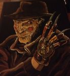 Freddy Commission by CroctopusArt