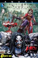 Injustice cover by Feintosco1